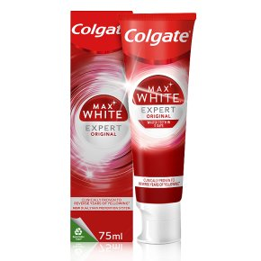 Colgate Max White Expert white cool mint toothpaste