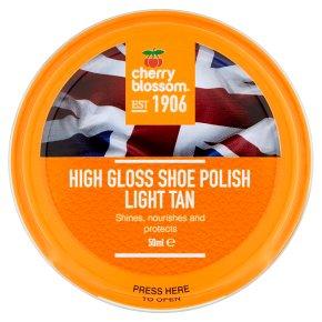 Cherry Blossom Polish Light Tan