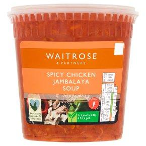 Waitrose chicken jambalaya