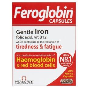 Feroglobin Capsules Gentle Iron