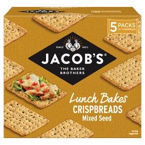 Jacob's Mixed Seed Crispbread