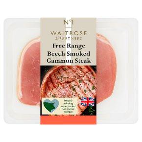 No.1 Free Range Smoked Gammon Steak