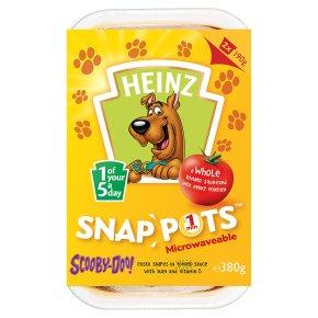 Heinz Scooby-Doo Snap Pots