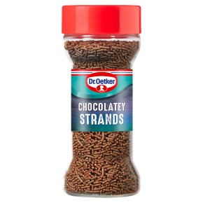 Dr. Oetker Chocolate Strands