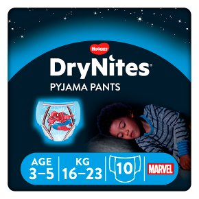 Drynites Pyjama Pants, Boy, age 3-5, 16-23kg