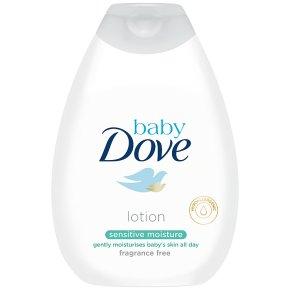 BabyDove Sensitive Lotion