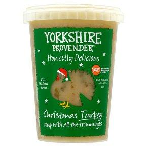 Yorkshire Provender Christmas Turkey Soup