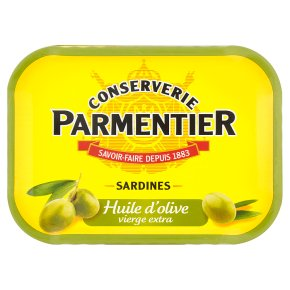 Hyacinthe Parmentier sardines in extra virgin olive oil