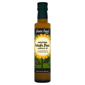 The Groovy Food Omega High Five Cooking Oil
