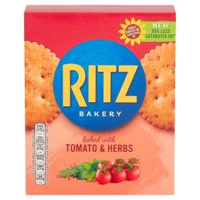 Ritz with Tomato & Herbs