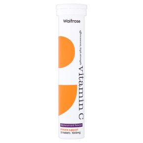 Waitrose Vitamin C Blackcurrant