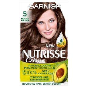 Garnier Nutrisse Mocha 5