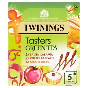 Twinings Green Tea Tasters