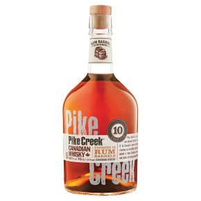 Pike Creek Canadian Whisky