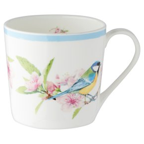 Waitrose Dorset Birds Mug