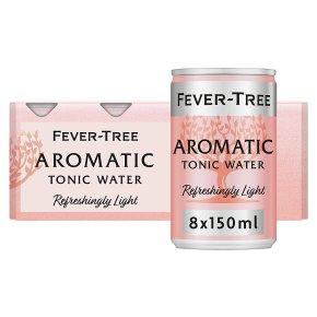 Fever-Tree Refreshingly Light Aromatic Tonic
