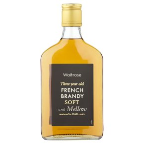Waitrose 3 Year Old French Brandy
