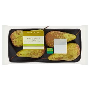 Waitrose Conference Pears