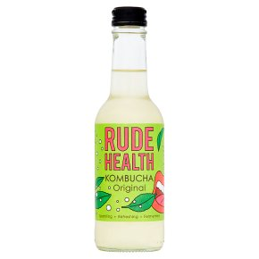 Rude Health Kombucha Original