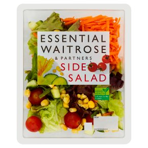 essential Waitrose side salad