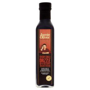 Jamie Oliver chilli & balsamic glaze