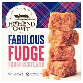 Highland Croft Fabulous Fudge