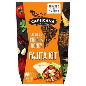 Capsicana Chilli & Honey Fajita Kit