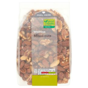 Waitrose Mixed Nuts