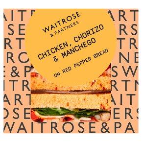Waitrose Chicken Chorizo & Manchego