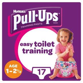 Huggies Pull Ups Day 1-2.5 Years
