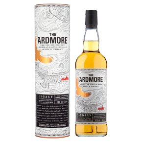The Ardmore Legacy Single Malt Whisky