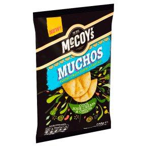 McCoy's Muchos Sour Cream & Onion