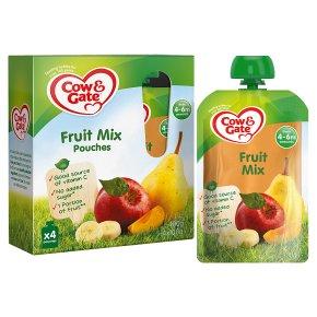 Cow & Gate Fruit Mix Pouch