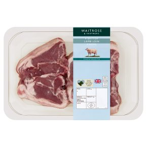 Waitrose 4 Welsh lamb loin chops