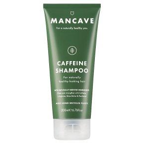 Man Cave Caffeine Shampoo