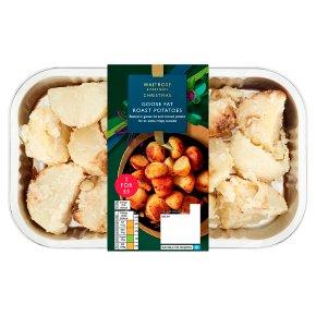 Waitrose Xmas Roast Potatoes w Goose Fat