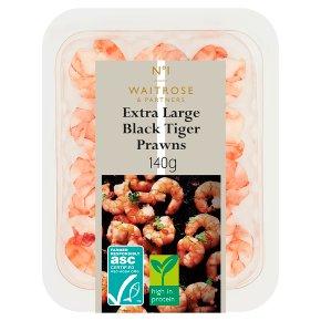 Waitrose 1 Tiger Prawns