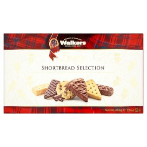 Walkers Luxury Shortbread Selection