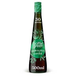 Bottlegreen apple & plum cordial