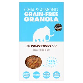 The Paleo Foods Co. Chia & Hemp Grain-Free Granola