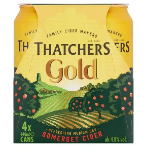 Thatchers Gold Somerset