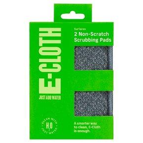 E-Cloth Non-Scratch Scrubbing Pads