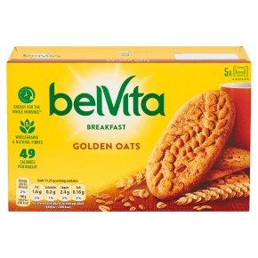 Belvita Breakfast Biscuits Golden Oats