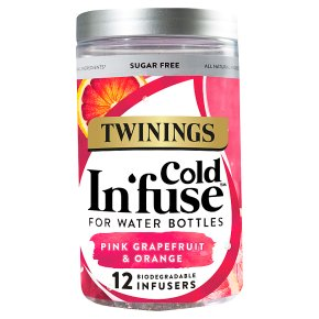 Twinings Cold In'fuse Pink Grapefruit
