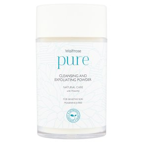 Waitrose Pure Cleansing & Powder