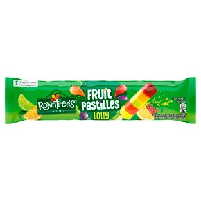 Rowntrees Fruit Pastilles Lolly