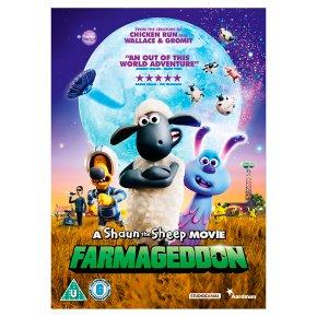 DVD A Shaun the Sheep Movie: Farmageddon