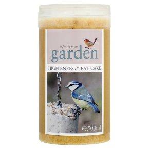 Waitrose garden high energy fat cake