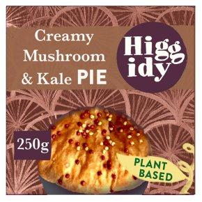 Higgidy Creamy Mushroom & Kale Pie