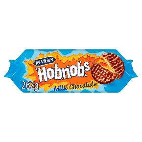 McVitie's Hobnobs Milk Choc